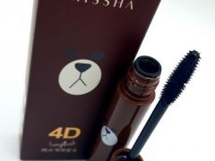 Тушь для ресниц Missha Line Friends 4D Mascara